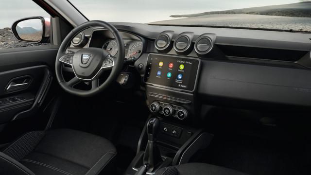 Päivitetty Dacia Duster