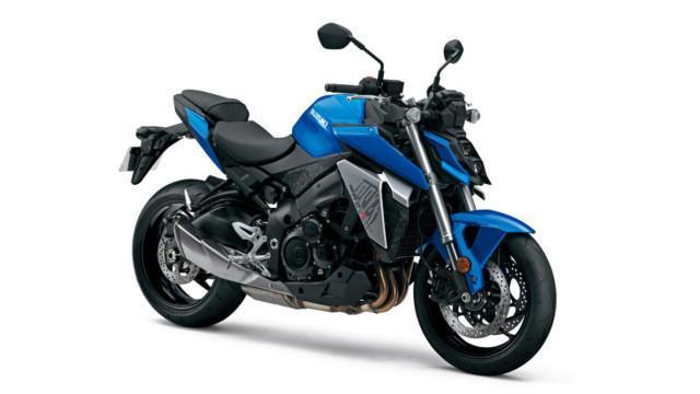 Suzuki GSX-S950 A2 moottoripyörä