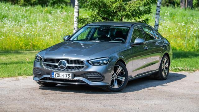 Mercedes-Benz C-sarja
