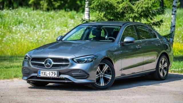 Maistiainen: Mercedes-Benz C-sarja – olemisen erittäin siedettävä keveys