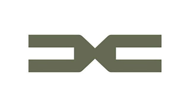 Dacia logo uusi ilme merkki embleemi