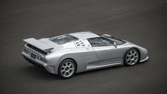 1994 Bugatti EB110 Super Sport –RM Sotheby's
