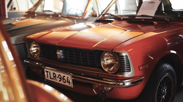 Antin Automuseo – Toyota Corolla