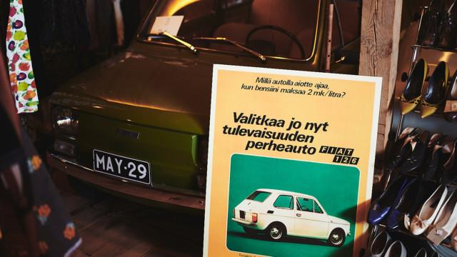 Viivin Vintage –Fiat 126