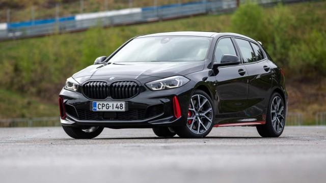 Koeajo: BMW 128ti, tuo kardaaniton kiiruhtaja