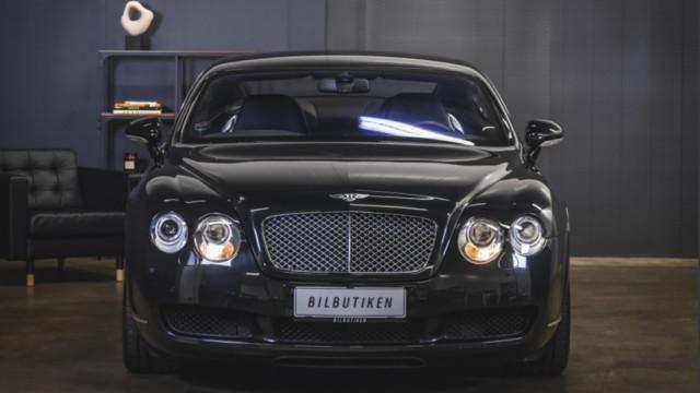 Bentley Continental GT – Tori Autot