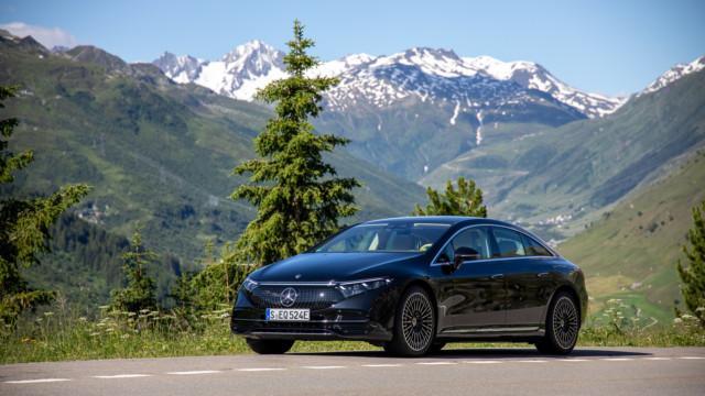 Maistiainen: EQS on iso askel Mercedeksen sähköautoilulle