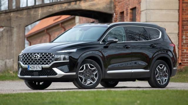 Koeajo: Hyundai Santa Fe koki enemmän kuin faceliftin