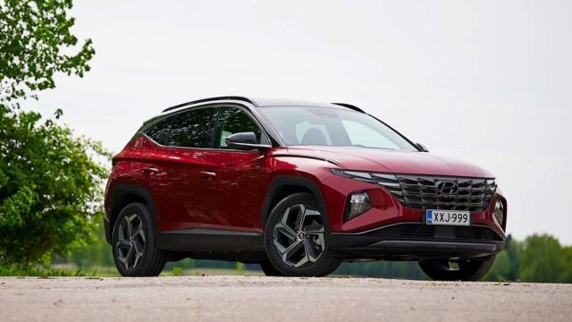 Koeajo: Hyundai Tucson -lataushybridi on perheensä kallein ja tehokkain