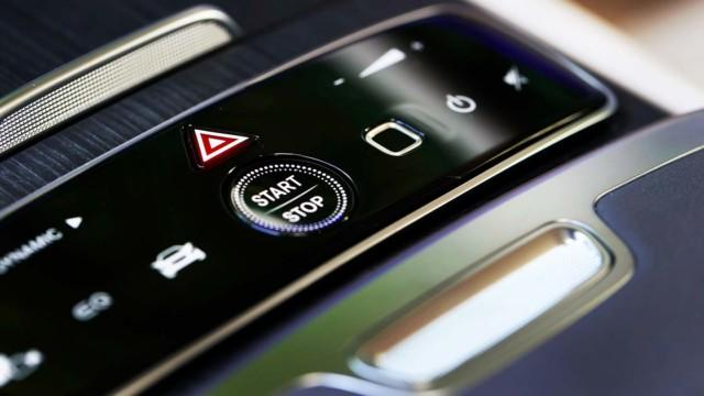 Mercedes-Benz EQS 580