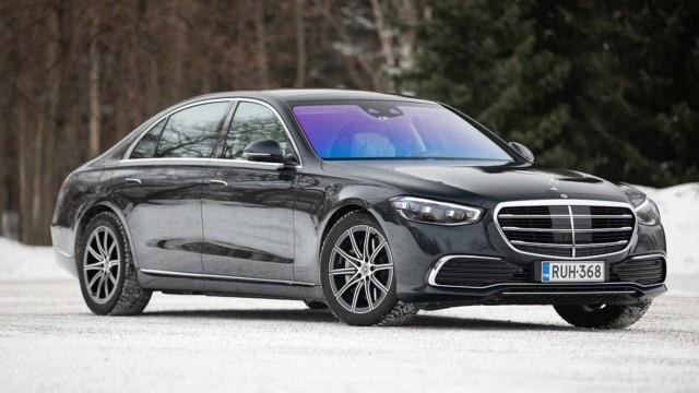 Koeajo: missä kaikessa uusi Mercedes-Benz S 400 d on edeltäjäänsä parempi?
