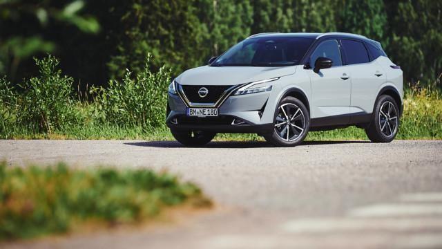 Maistiainen: kolmannen sukupolven Nissan Qashqai – 28 050 euroa