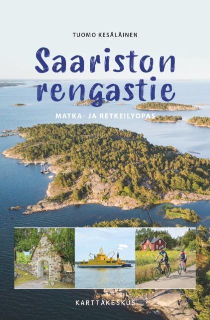 automatkailu saariston rengastie tuomo kesäläinen karttakeskus kartat kirjat oppaat