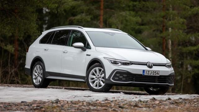 Volkswagen Golf Alltrack Variant