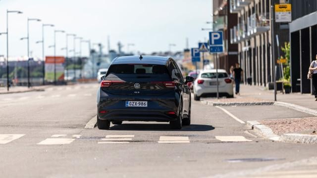 Volkswagen ID.3 loppuraportti
