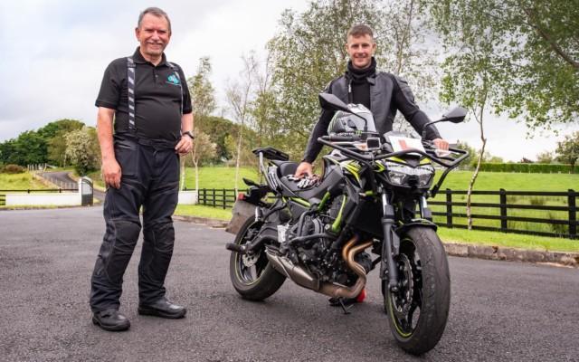 Jonathan Rea ajokortti moottoripyörä maailmanmestari