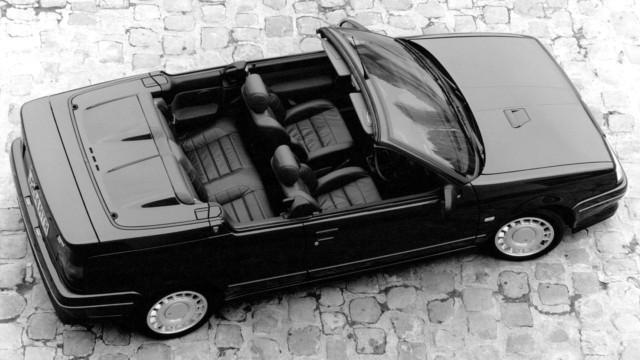 Renault – 19 Cabriolet