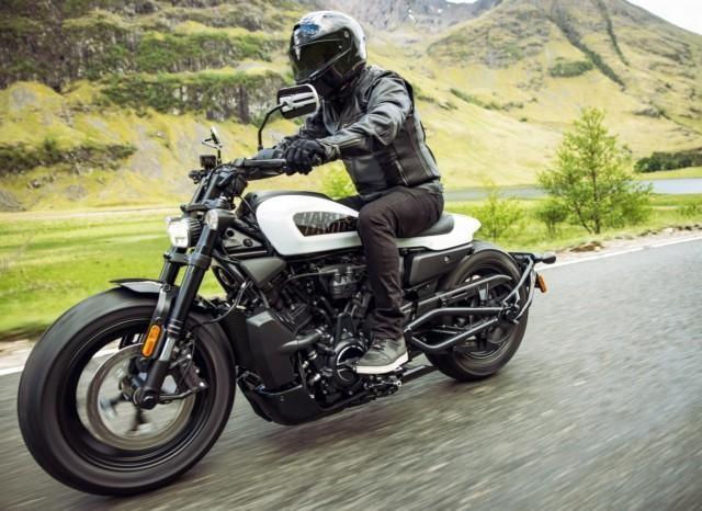 Harley-Davidson Sportster 2021