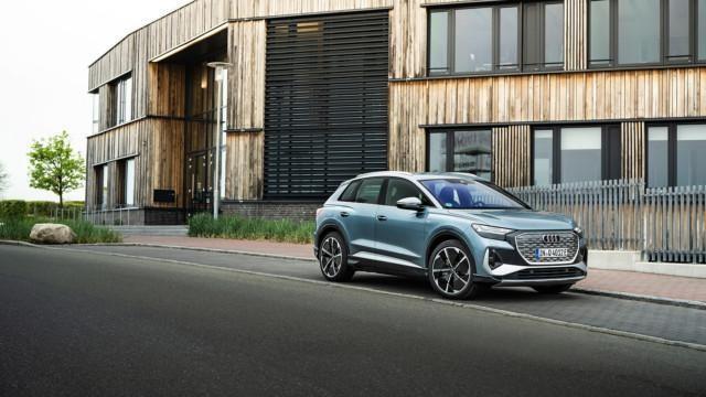 Audi Q4 45 e-tron quattro