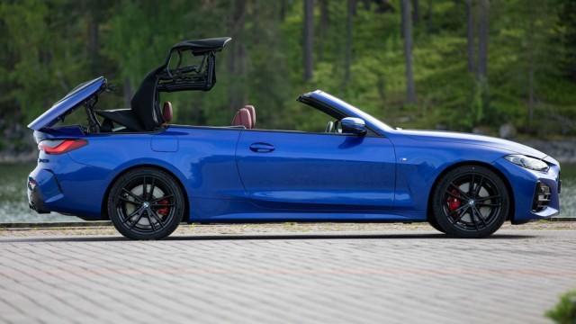 Koeajo: BMW 430i Cabrio osoittaa, että avoautokin voi yllättää tiloillaan