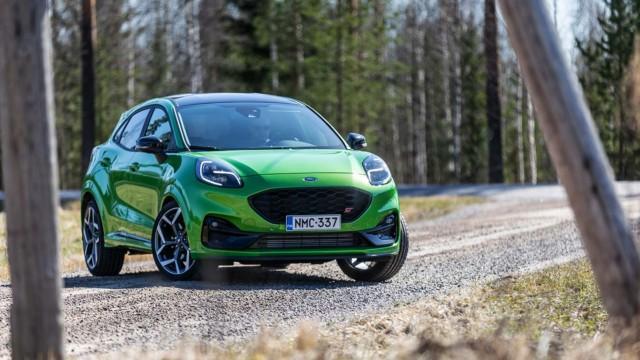 Koeajo: Ford Puma ST hyppää kuin sammakko, mutta renkaissa piilee yllätys