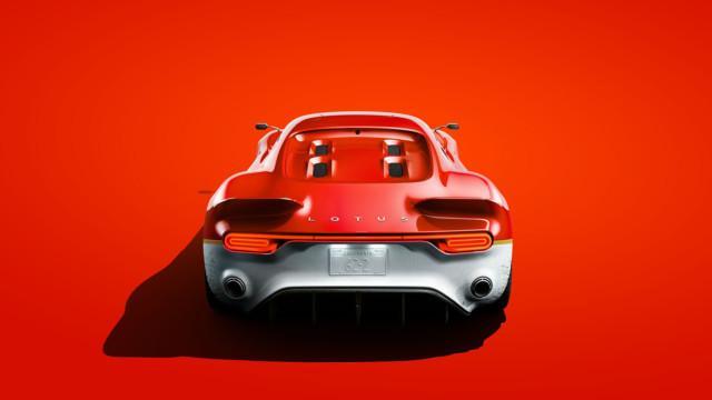 Lotus Type 62/2 by Radford