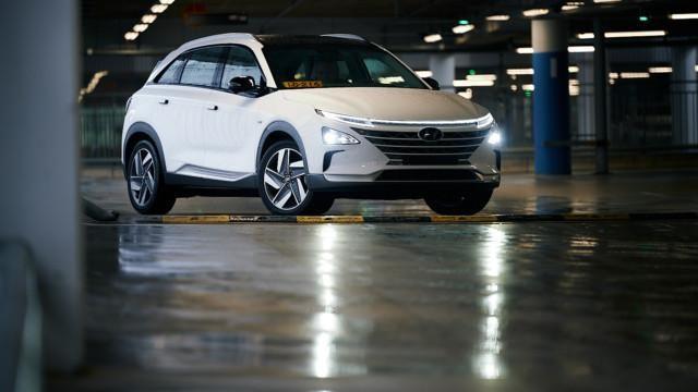 Maistiainen: Hyundai Nexo – paljon puhetta vedystä