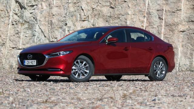 """Koeajo: Mazda 3:n """"ihmemoottori"""" sai lisää tehoa"""