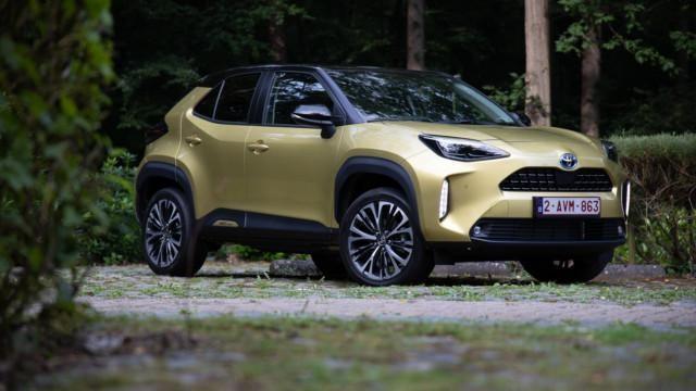 Maistiainen: Toyota Yaris Cross tähtää kohti uusia ulottuvuuksia