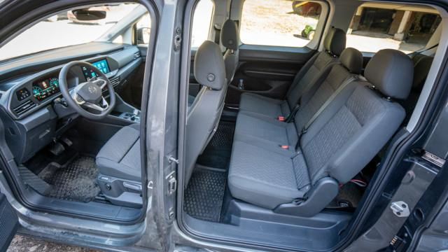 Volkswagen Caddy Max