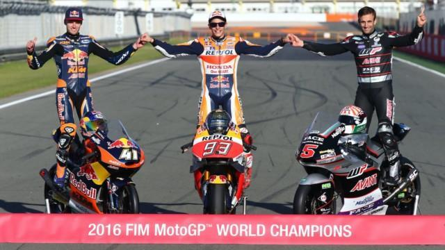 Ajo Motorsport Red Bull KTM Ajo 100 voittoa 100 victories