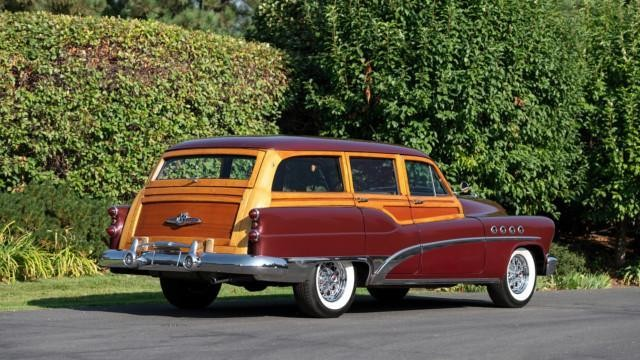 1953 Buick Roadmaster Estate Wagon – RM Sotheby's