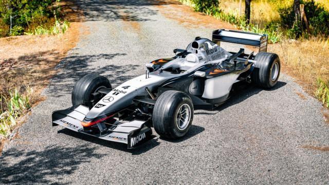 2002 McLaren MP4-17A – Räikkösen Formula 1 – RM Sotheby's