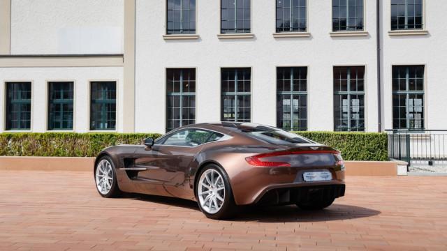 2012 Aston Martin One-77 – RM Sotheby's