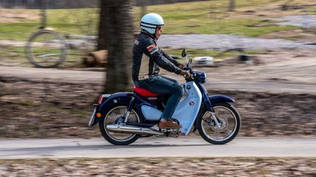 Koeajo: onko Honda Super Cub 125 maailman paras moottoripyörä?
