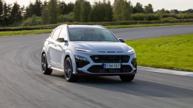 Ratamaistiainen: Hyundai Kona N – korkeampi kiirehtijä
