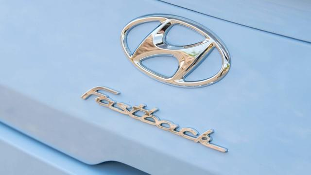 Hyundai i30 N Fastback facelift