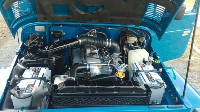 Toyota Land Cruiser J40 – Tori Autot