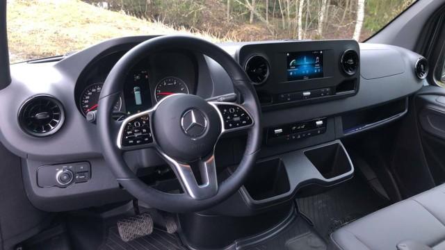 Mercedes-Benz Sprinter CDI