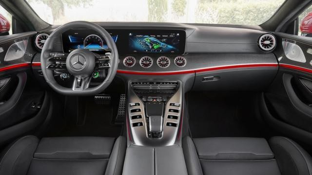 Mercedes-AMG GT63 S E Performance