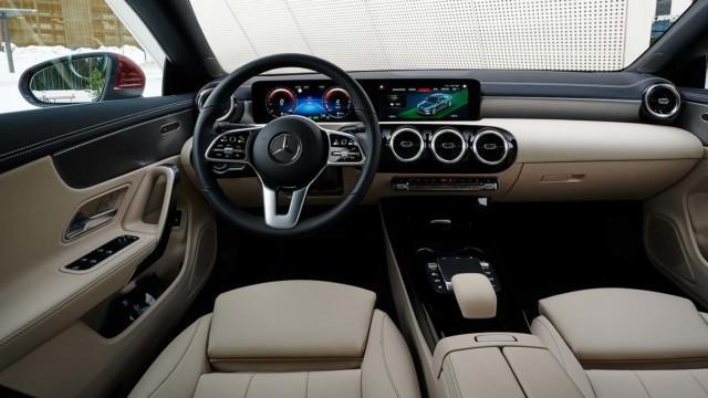 Mercedes-Benz CLA 250e