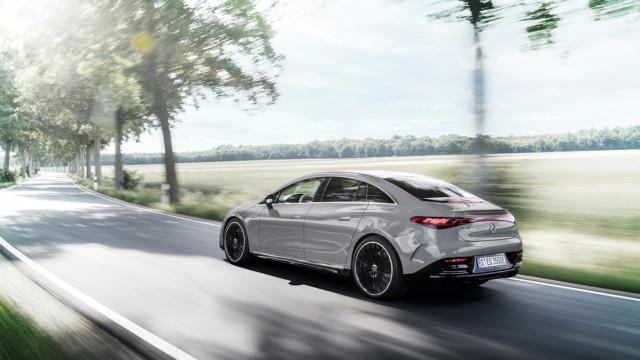 Mercedes-EQ EQE