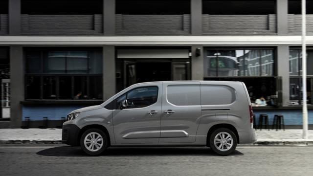 Peugeot e-Partner autoverottomana