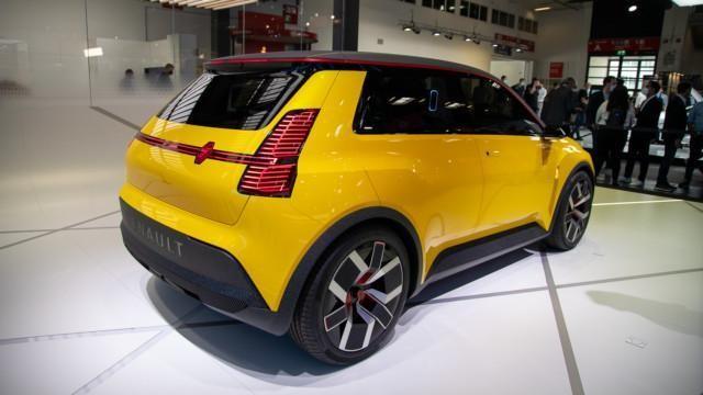 Renault 5 tulee 2024
