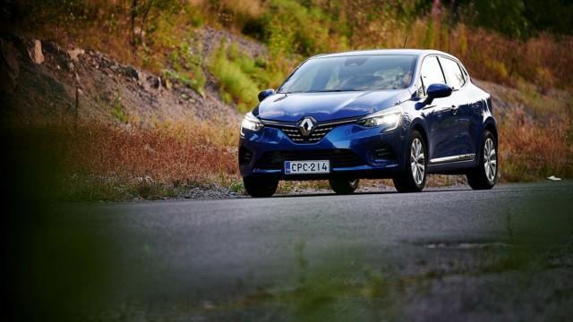 Koeajo: Renault Clio 90 X-Tronic on automaattina vieläkin aikuismaisempi