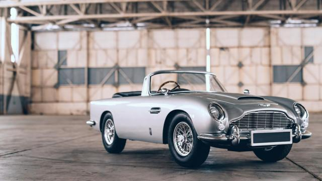 The Little Car Company No Time To Die special edition Aston Martin DB5 Junior.