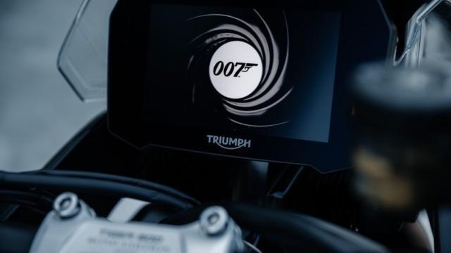 Triumph Tiger 900 Rally Pro Bond Edition