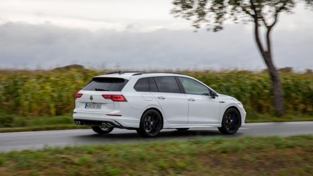 Maistiainen: Volkswagen Golf R Variant – tehon ja tilan hienostunut liitto