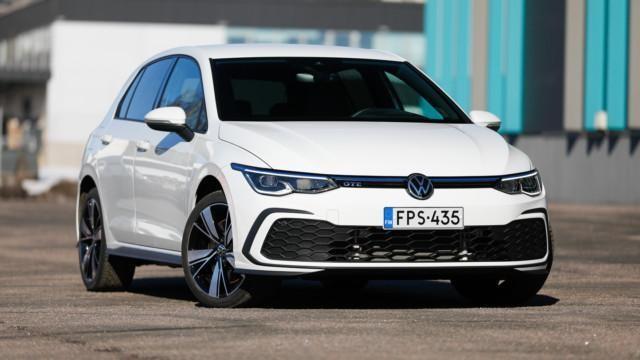 Koeajo: Volkswagen Golf GTE – ulkoisesti urheilullinen