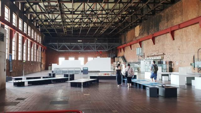 Peenemünde tekniikan museo rakettimuseo V1 V2 natsi-saksa